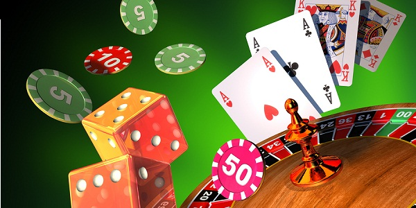 Okyanus derinlikleri video poker